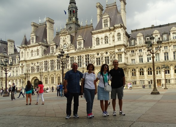 Paris Belediye Binası