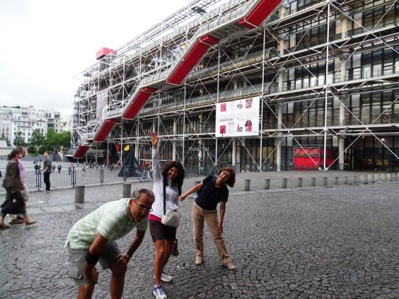 Pompidou Modern Sanatlar Müzesi