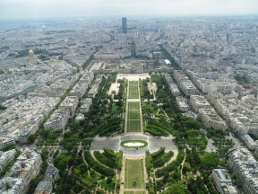 Eyfel'den Paris