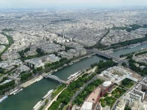 Eyfel'den Seine Nehri