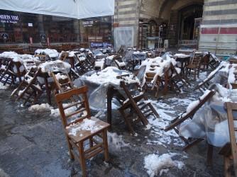 Hasan Paşa Kervansarayı'nın En Sıcak Kısmı