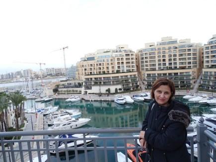 Portomaso Marina ve Hilton