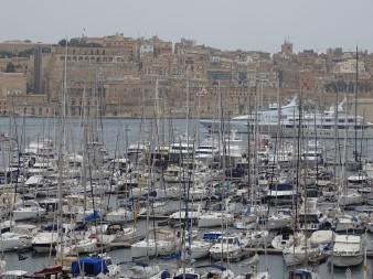 Victoriosa'da (Birgu) Marina