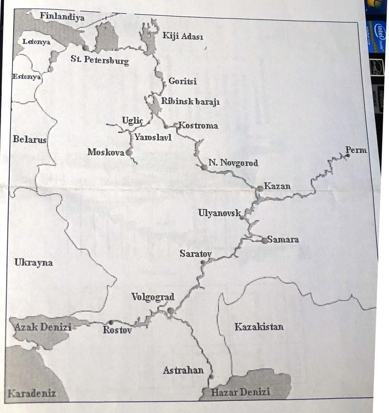 Baltık'tan Karadeniz'e
