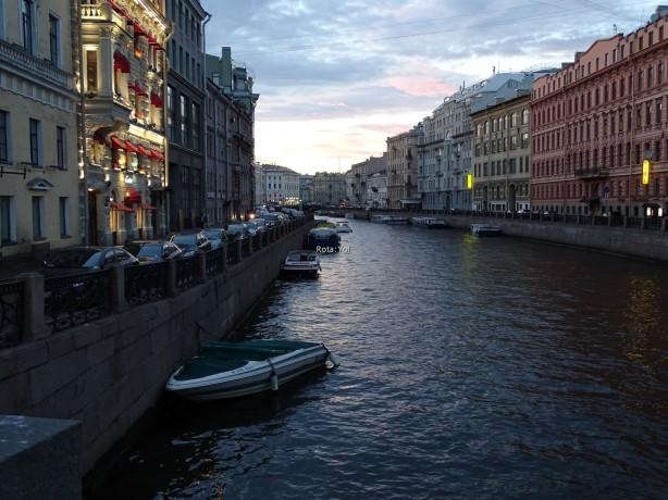 Kanallar kenti güzelleştirmiş