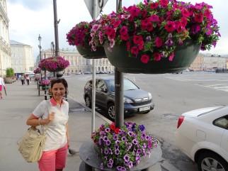 Çiçekler nasıl güzelleştiriyor kenti