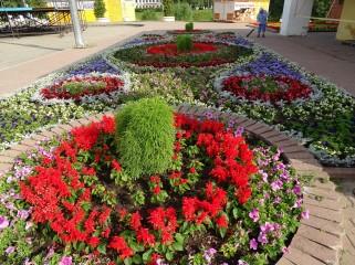 Uglich'te zevk hakim bahçelere