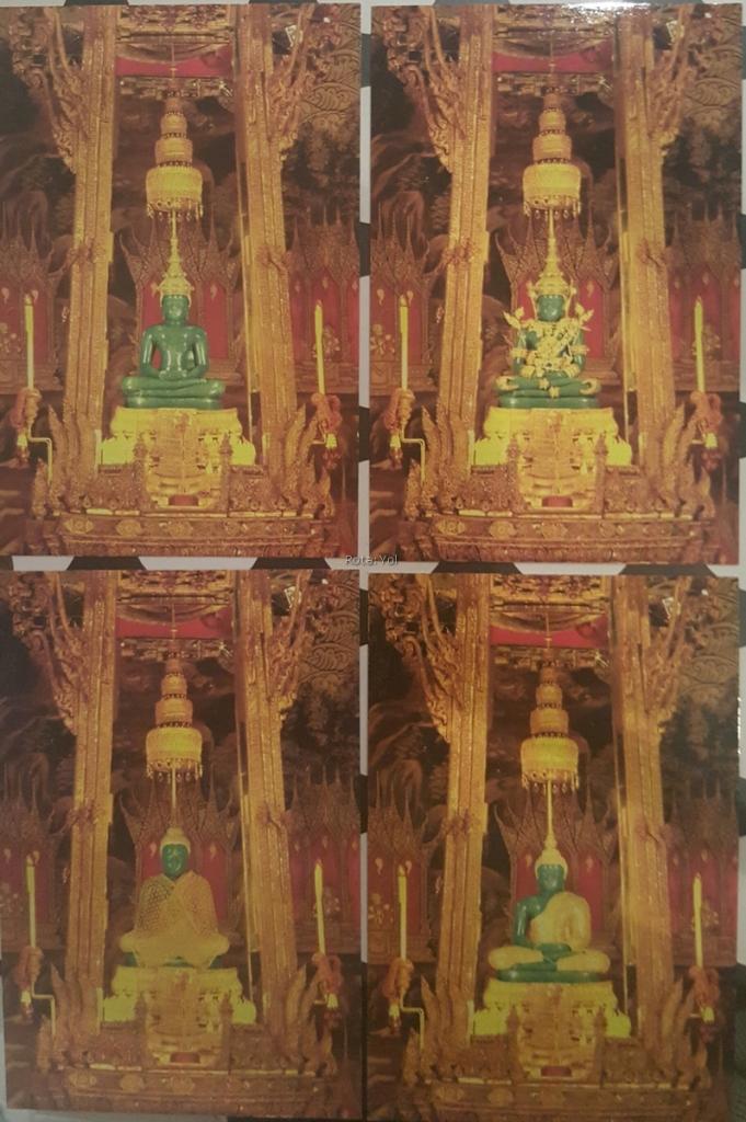 ZÜMRÜT BUDA (EMERALD BUDDHA)