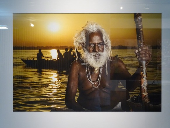 Rodrigo Koraicho, Varanasi / Hindistan 2013