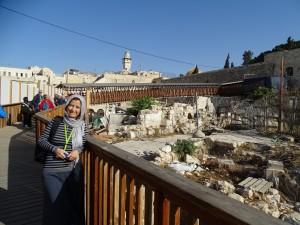 MESCİD-İ AKSA'YA ÇIKAN KÖPRÜ