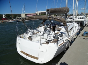 Tekneyi ilk teslim aldığımız hali.